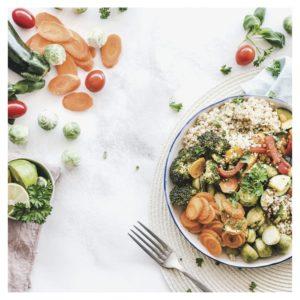 gesunde vegane ernährung