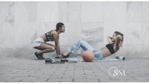 Lilly Rugg Osteo & Motion Sit Ups Crunches gesunder Rücken