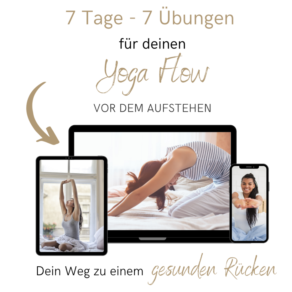 7 Rücken Yoga Übungen schmerzfrei