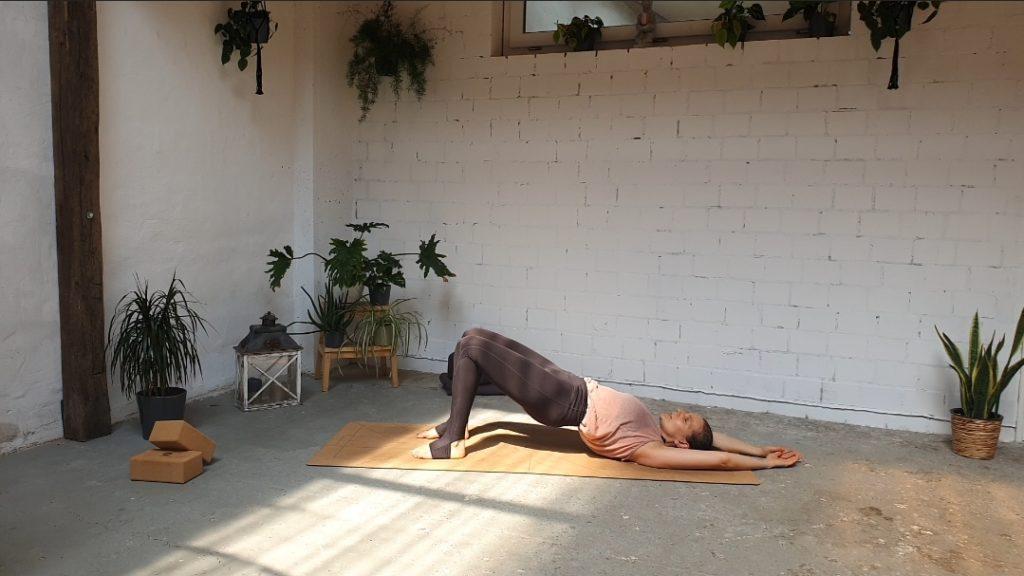 Yoga Rückbeuge Osteopathie Yoga Pilates Münster