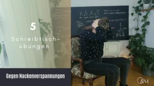 Yoga Pilates Osteopathie Münster Nackenverspannung Übungen